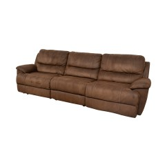 Haverty Sofa Kalani Brown Table 88 Off 39s Reclining Sofas