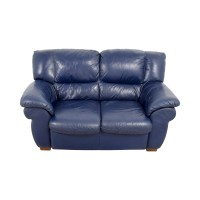 Navy Blue Leather Couch And Loveseat  Review Home Decor