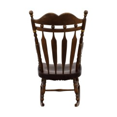 Accent Rocking Chairs Folding Wrought Iron Used For Sale