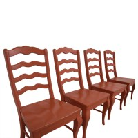 78% OFF - Broyhill Broyhill Dining Room Chairs / Chairs