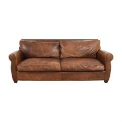 Arhaus Leather Sofa Lazy Boy Kennedy Sectional Sofas Bwood Thesofa