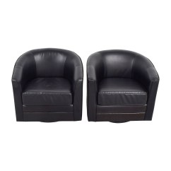 Black Leather Accent Chairs John Lewis Armchair Covers 85 Off Bob 39s Furniture