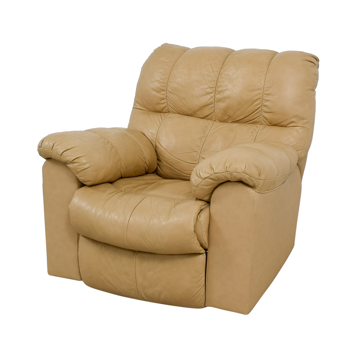 Ashley Recliner Chair 90 Off Ashley Furniture Ashley Furniture Tan Leather