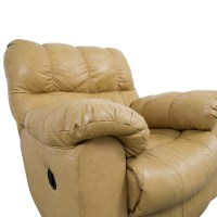 90% OFF - Ashley Furniture Ashley Furniture Tan Leather ...