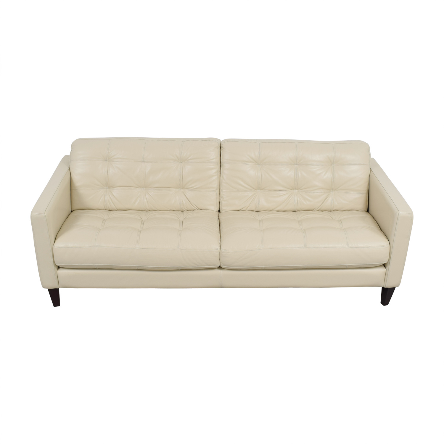 tufted sofas on sale harvey s corner sofa 279 69 off macy 39s gray leather