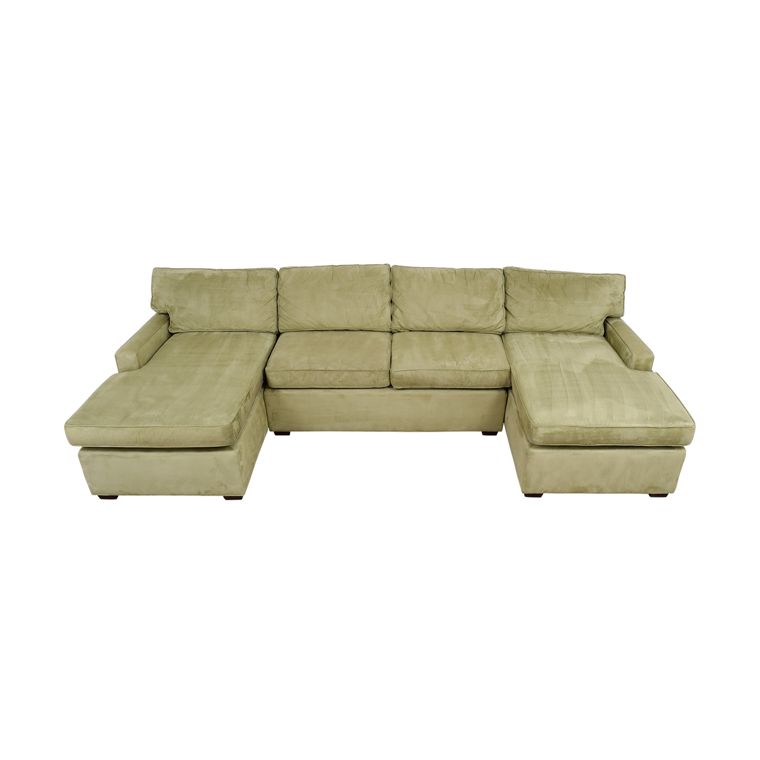 pottery barn chaise sofa sectional copenhagen randers sofascore sectionals used for sale
