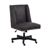 49% OFF - Wayfair Wayfair Grey Executive Chair / Chairs