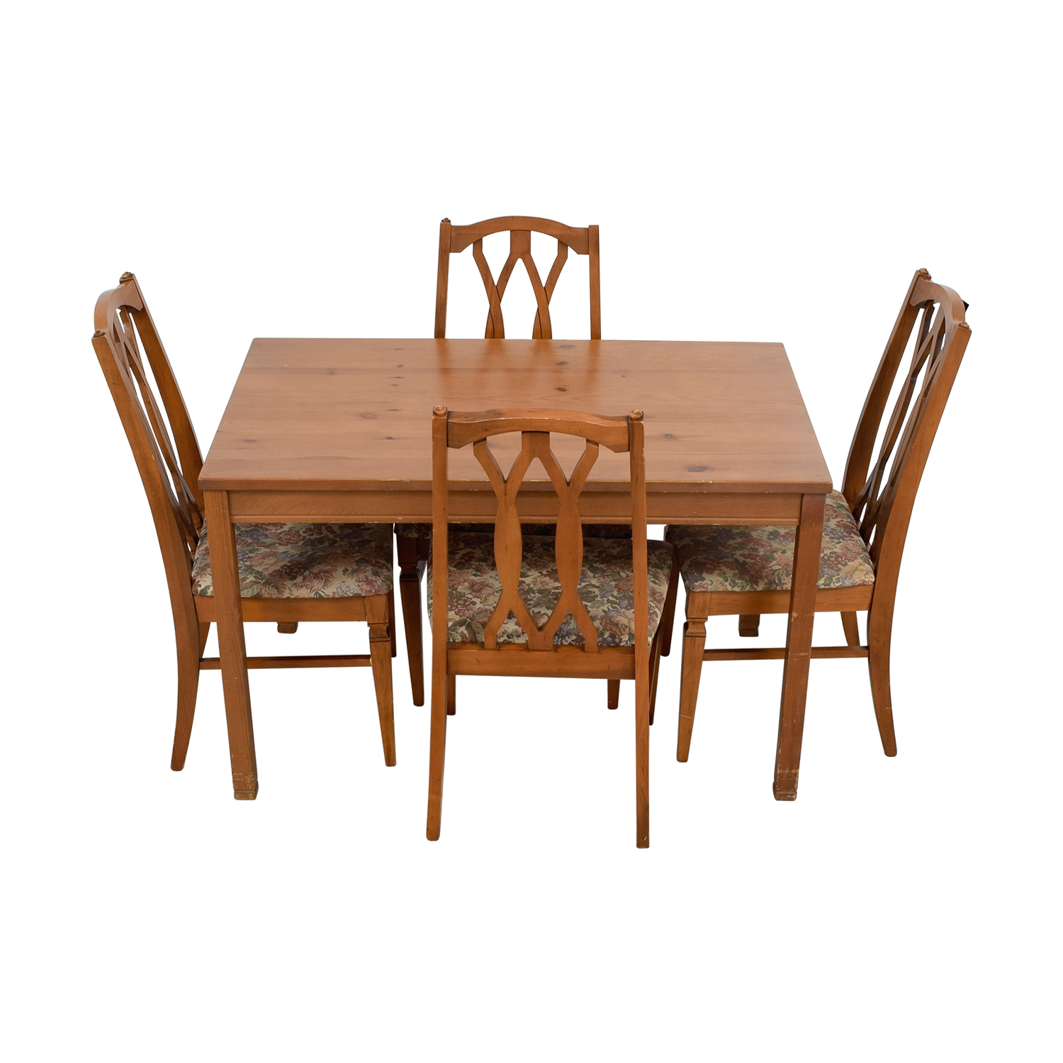 used kitchen chairs ethan allen windsor dining sets for sale