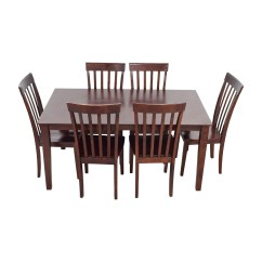 Bobs Furniture Kitchen Sets Island Cart Ikea Dining Used For Sale