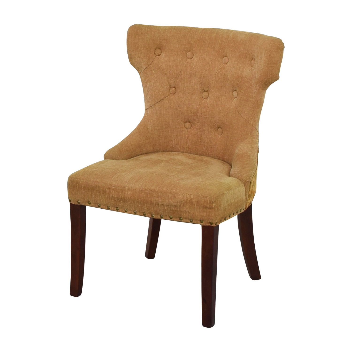 Chair Furniture 90 Off Pier 1 Pier 1 Beige Accent Chair Chairs
