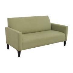 Crate And Barrel Sofa Cushion Replacement Sofascore Nottingham Vs Preston 80 Off Moss Green Single