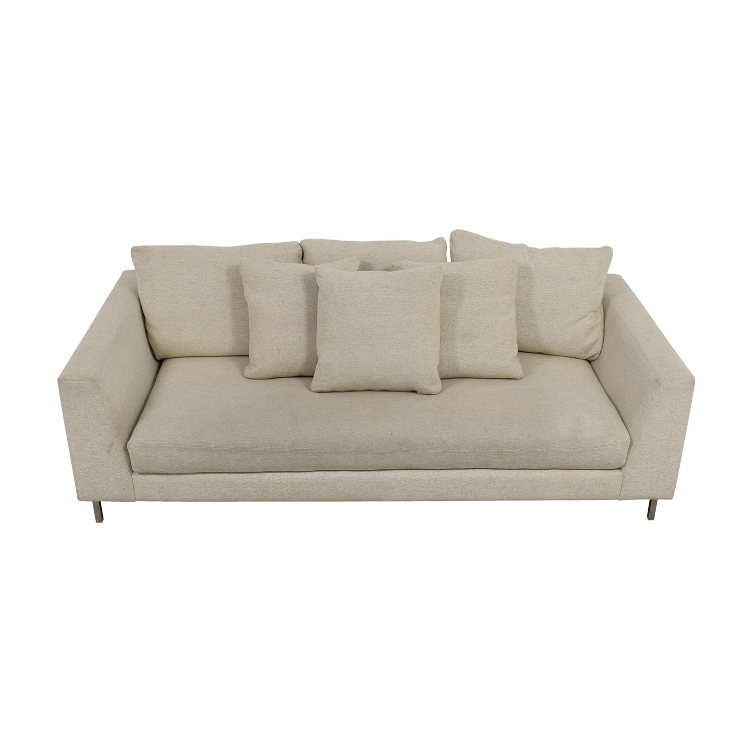 classic sofa ashley reclining l sofas used for sale