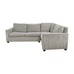 2nd Hand Sectional Sofa Pottery Barn Second Beds Design Interesting