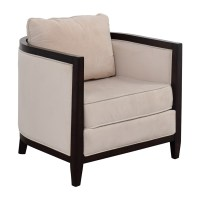 87% OFF - Coaster Coaster Beige Leisure Accent Chair / Chairs