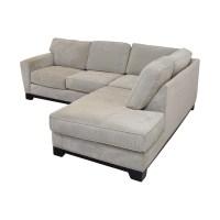 84% OFF - Jordan's Furniture Jordan's Furniture Beige L ...