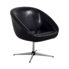 Revolving Chair Second Hand Replacement Bungee Cord For Zero Gravity 75 Off By Design Modern Black Chairs