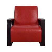 Cantoni Leather Chairs. modern living room chairs chaises ...