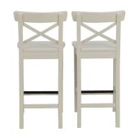 White Bar Stools - Home Ideas