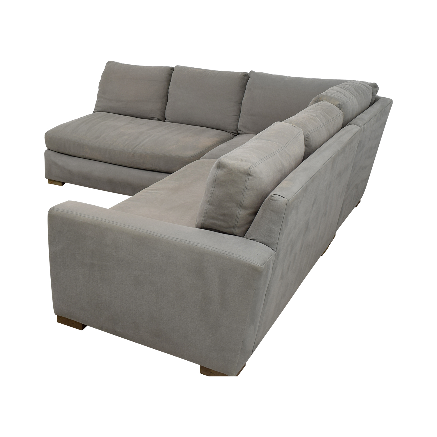 grey large l shaped sofa jual bed di bandung groe couch great small you might also like