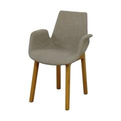 Grey Arm Chair Navy Blue Cushions 90 Off Stilnovo Agder Chairs