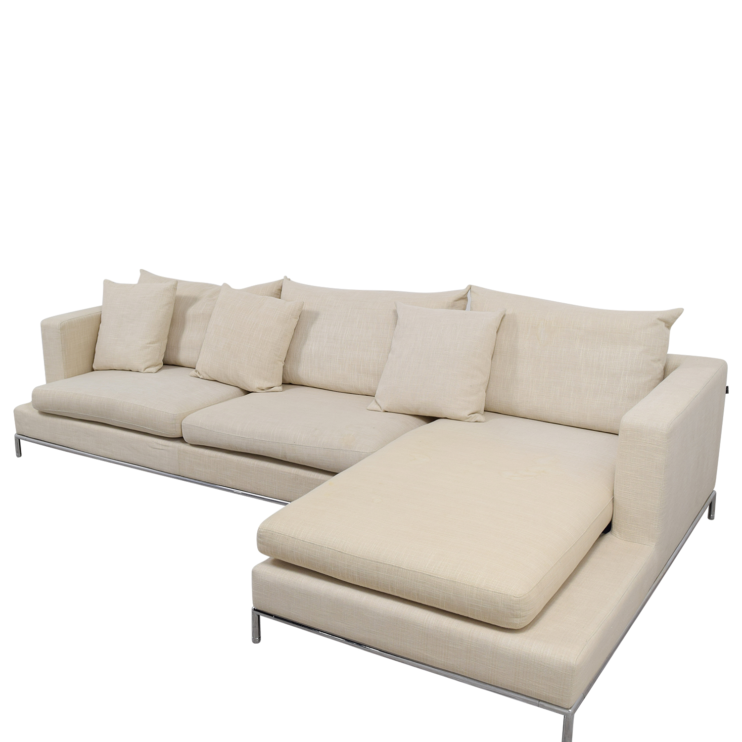 sectional sofas under 1000 00 1970s leather sofa 53 off sohoconcept simena beige chaise