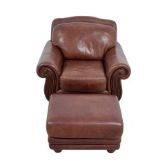 Accent Chairs To Go With Brown Leather Sofa Two Piece Curved Sectional 54 Off Rooms Chair And