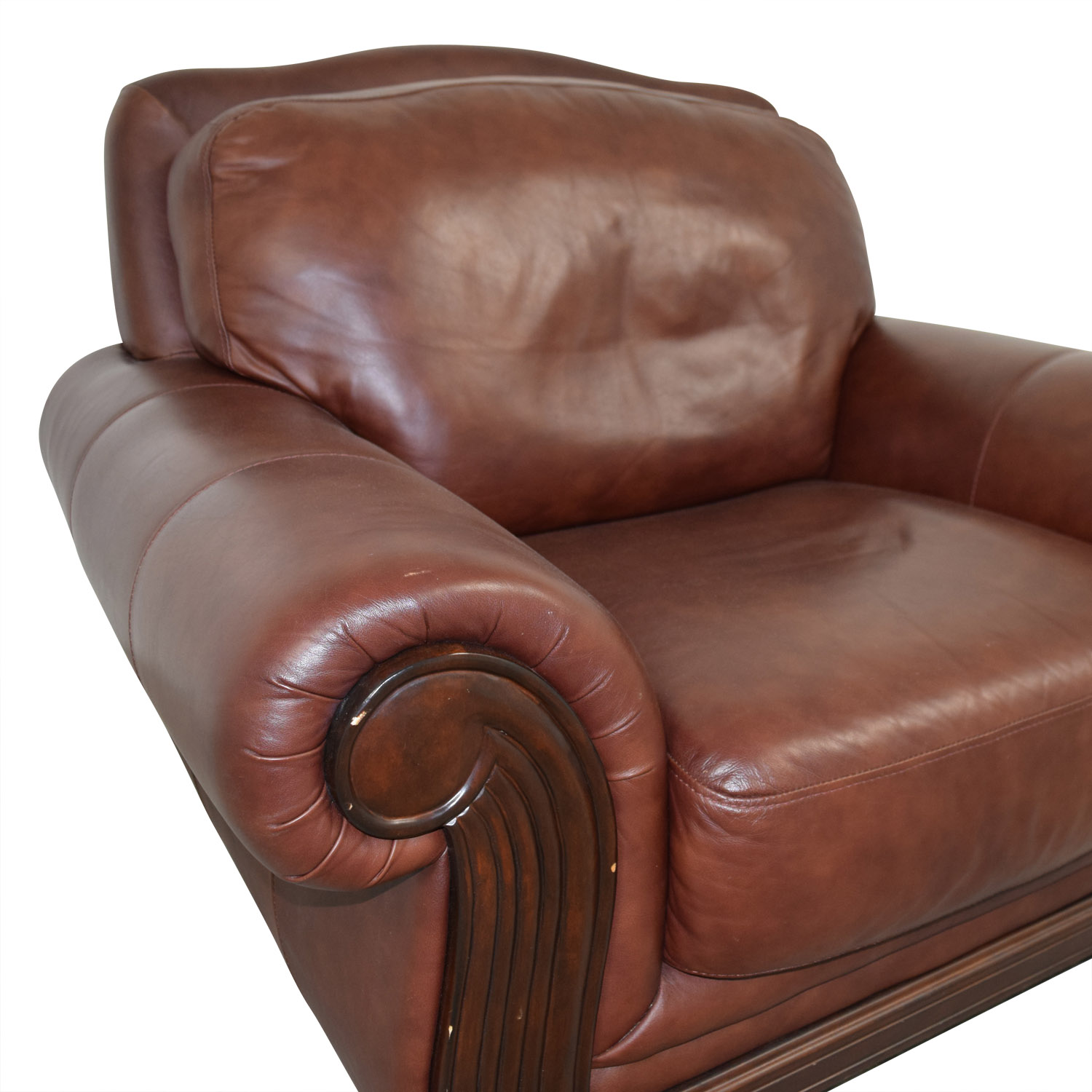accent chairs to go with brown leather sofa modular sectional furniture 69 off rooms