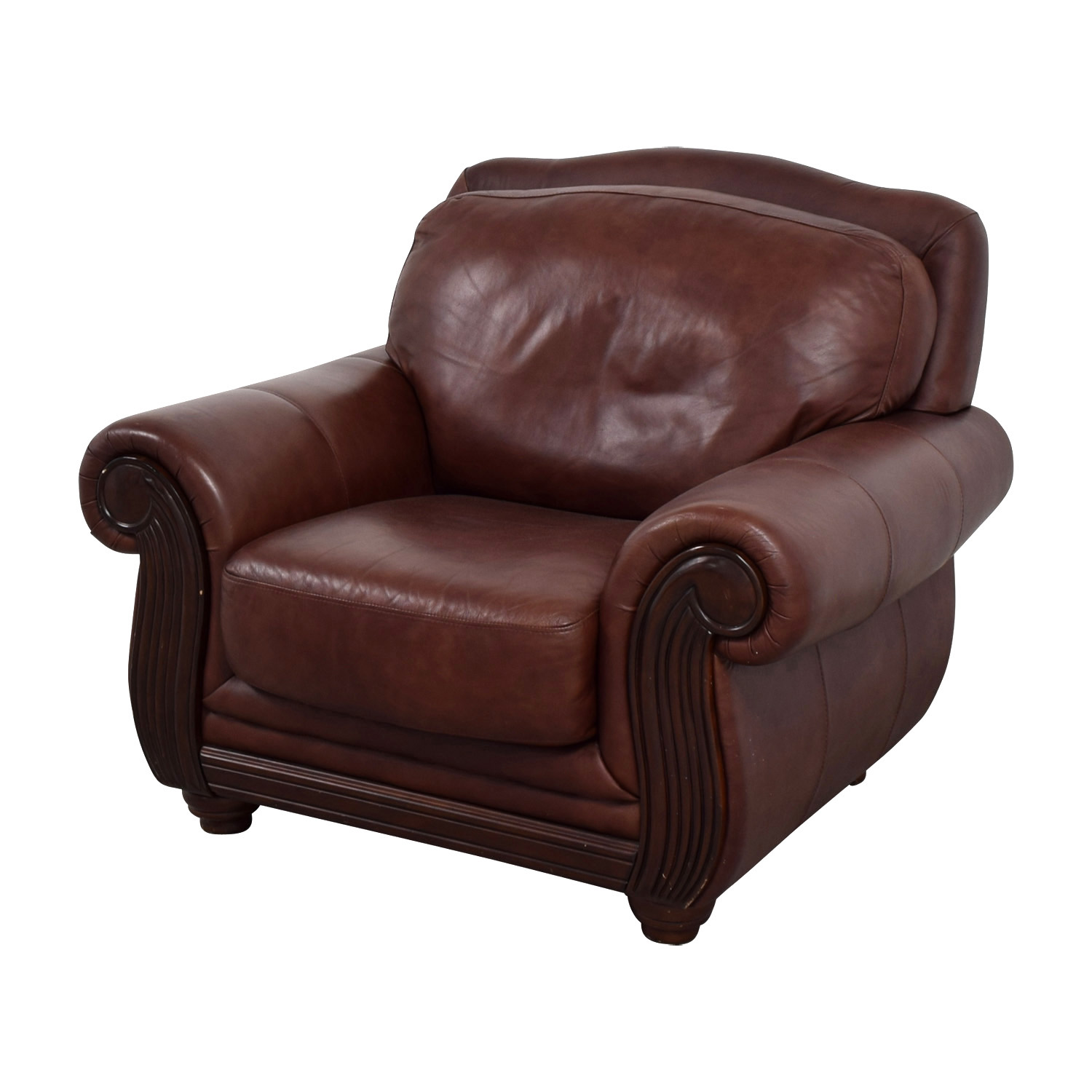 accent chairs to go with brown leather sofa purple velvet 69 off rooms