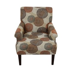 Colorful Accent Chair Green Covers For Cheap 65 Off Raymour And Flanigan Multi