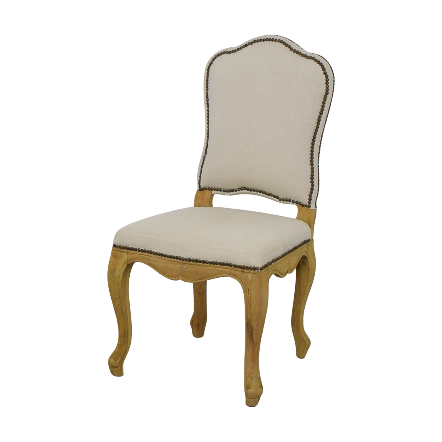 Chair Restoration 80 Off Restoration Hardware Restoration Hardware Beige