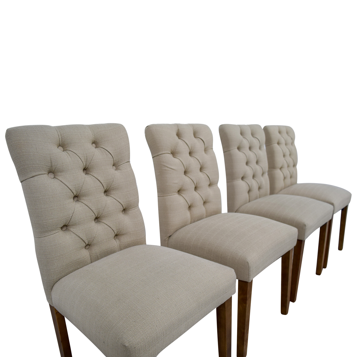Chairs From Target 67 Off Target Target Brookline Threshold Tan Tufted