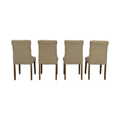 Target Chairs Dining Cheap Tufted 67 Off Brookline Threshold Tan