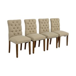 Target Chairs Dining High Chair For Baby Girl 67 Off Brookline Threshold Tan Tufted