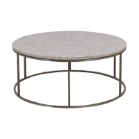 Unique Antique Round Marble top Coffee Table | Coffee ...