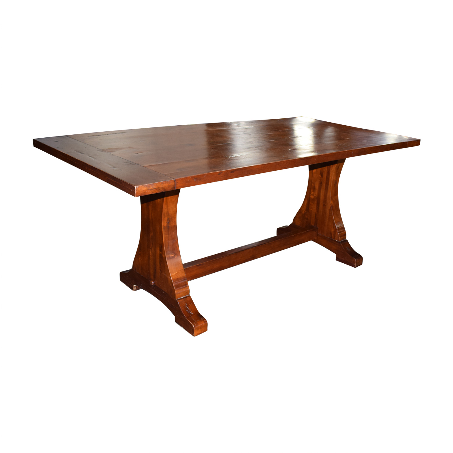 78 OFF  Ballard Designs Ballard Designs Solid Walnut