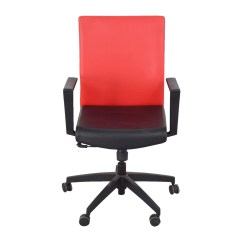Office Chair Red Cabela S Folding With Side Table 86 Off Sitonit Chairs