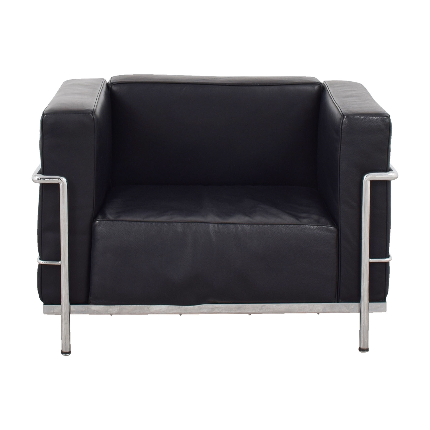 le corbusier sofa replica zgallerie 79 off black lounge chair chairs
