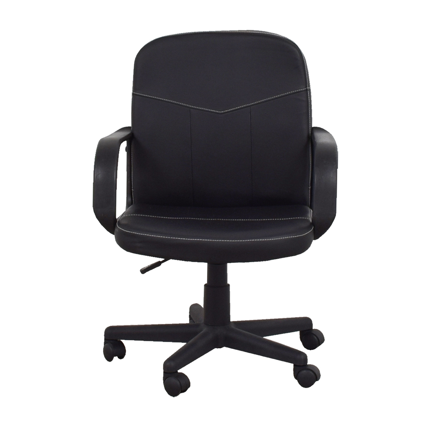 office chair comfort accessories sofa covers walmart 58 off products black bonded