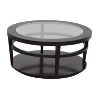 Macy S Glass Coffee Table - Rascalartsnyc