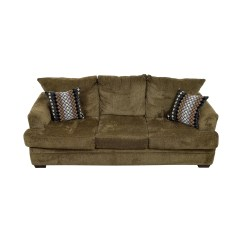 Eq3 Stella Sofa Dimensions Chesterfield Leather Red 55 Off Two Cushion Sofas Three Tan