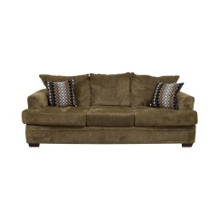 Three Cushion Sofa Latest Wooden Set Designs In India 78 Off Tan Sofas