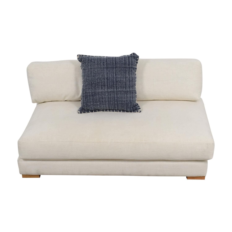 single cushion sofa pros and cons george smith price baci living room