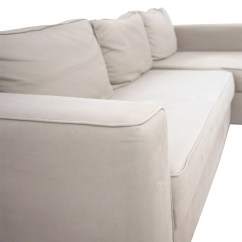 Ikea Couch Sofa Sectional Manstad Rowe Norah Slipcover 62 Off Bed With Storage Sofas Shop