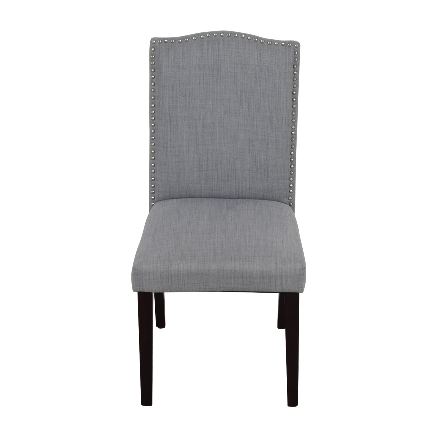 target dining chairs wingback accent 78 off threshold brookline grey