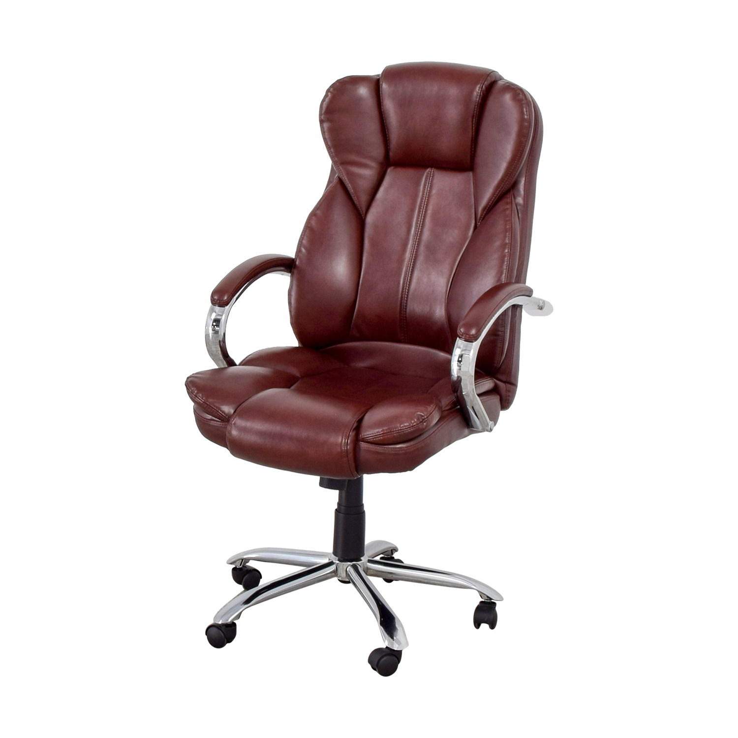 45 OFF  Best Office Best Office Burgundy Office Chair