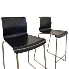 Ikea Metal Chairs Papasan Chair Frame Sale 81 Off Black And Bar Stools