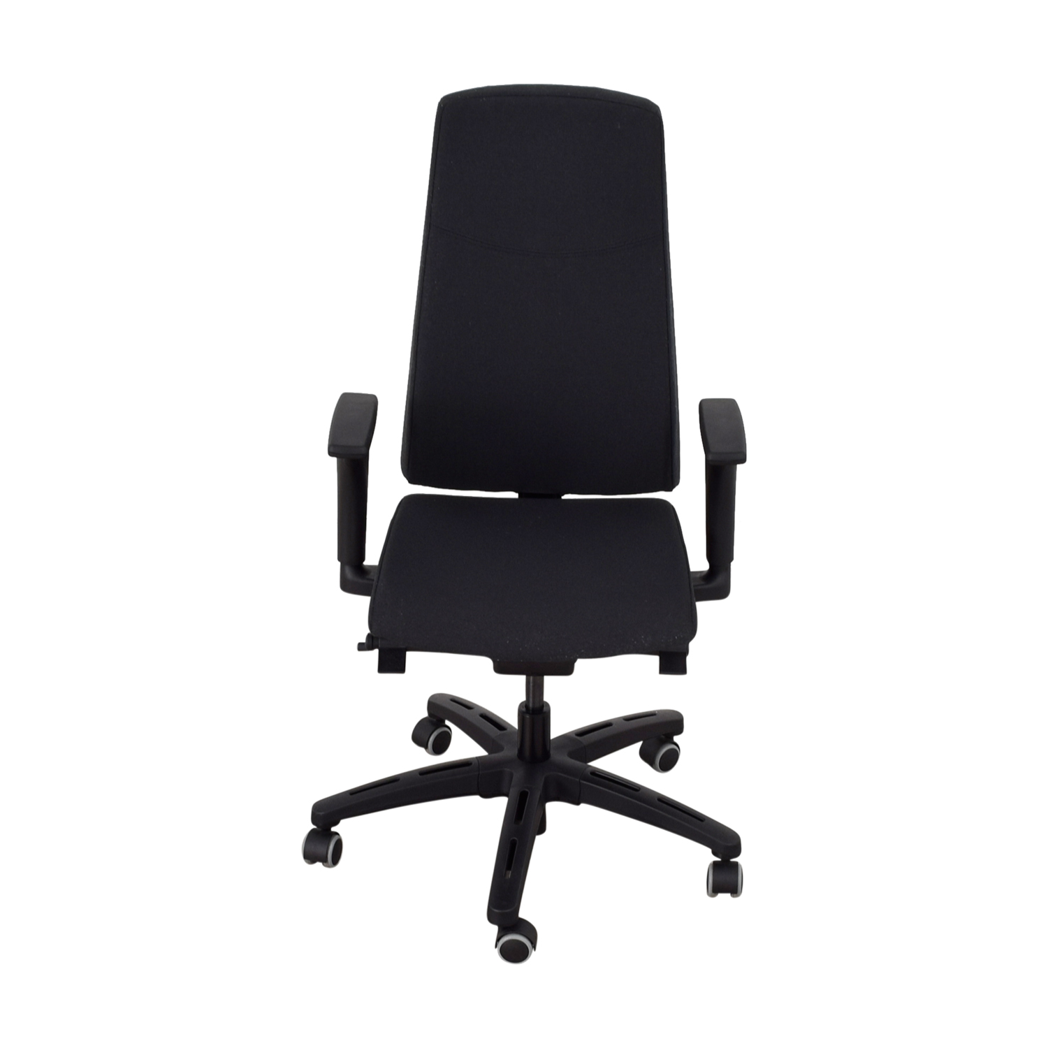Office Chair With Arms 83 Off Ikea Ikea Volmar Grey Office Chair With Arms
