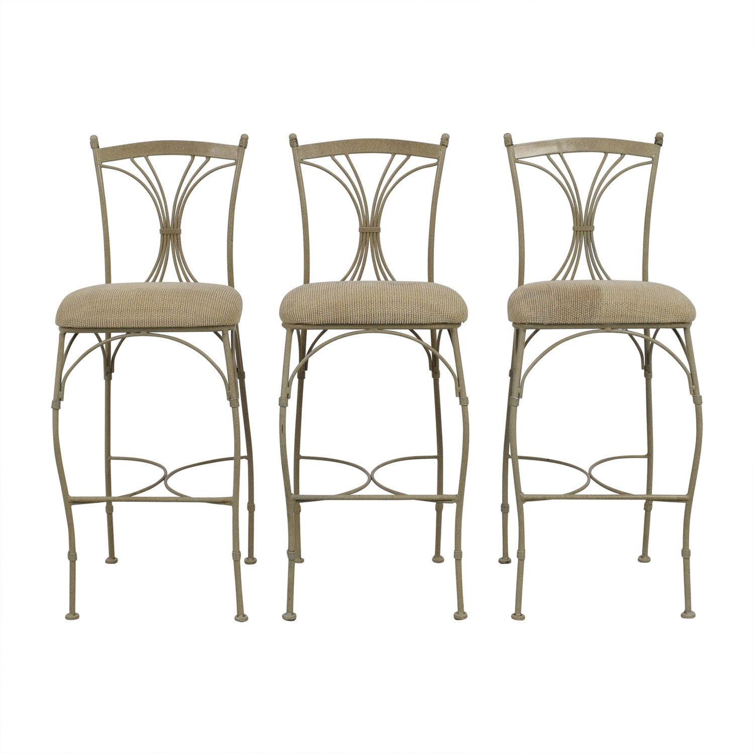 chairs at homegoods monarch valley dining stools used for sale