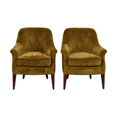 Pier 1 Accent Chairs Peacock Wicker Chair For Sale 62 Off Imports Brown Upholstered