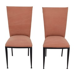 Chairs At Marshalls Chair Covers Bristol 77 Off Marshall Fields Pink Upholstered